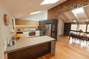 Flat pack kitchen renovation