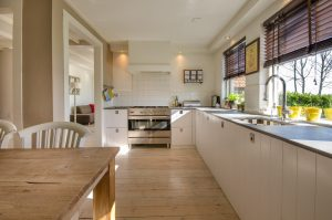 Flatpack kitchens