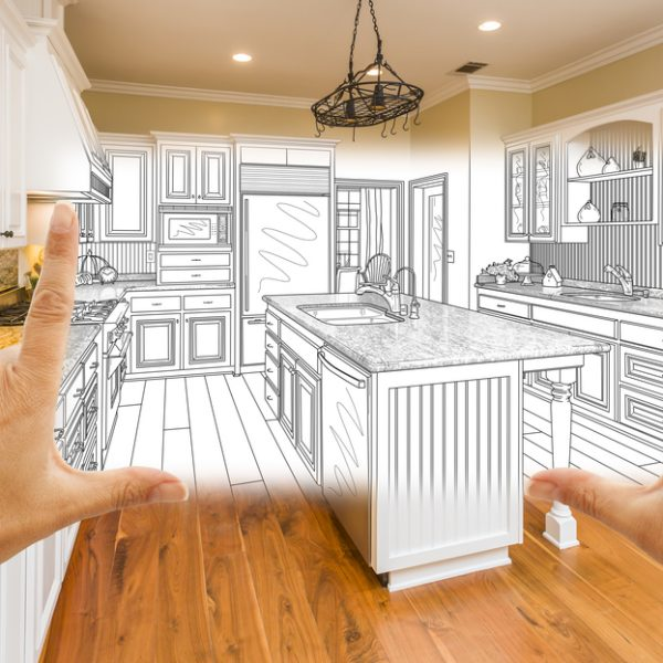 Ideas for a unique new kitchen look / Smart Pack Australia